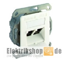 UP Cat.6 Datendose WAEG6V 8/8 EKR/EK 2f. ws 18879NA Brand-Rex