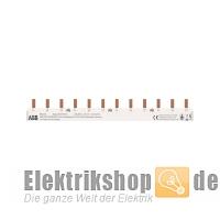 Kammschiene / Sammelschiene 3-polig PS3/12 ABB