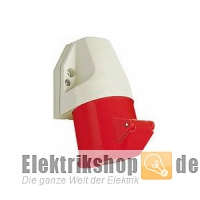 CEE Wandsteckdose 16A 110 Walther
