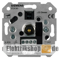 LED-Dimmer UP-Einsatz 6-120W 5TC8263 SIEMENS