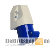 CEE Wandsteckdose 16A 3P 230V IP44 110306 Walther