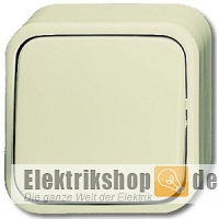 busch jaeger 2601 6 ap ausschalter wechselschalter aufputz duro 2000. Black Bedroom Furniture Sets. Home Design Ideas