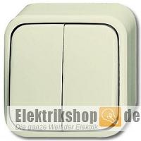 busch jaeger 2601 5 ap serienschalter duro 2000 aufputz serie. Black Bedroom Furniture Sets. Home Design Ideas