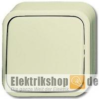 busch jaeger 2601 7 ap kreuzschalter duro 2000 wei. Black Bedroom Furniture Sets. Home Design Ideas