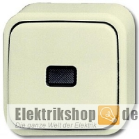 busch jaeger 2601 6 skap kontrollschalter duro 2000 ap aufputz. Black Bedroom Furniture Sets. Home Design Ideas