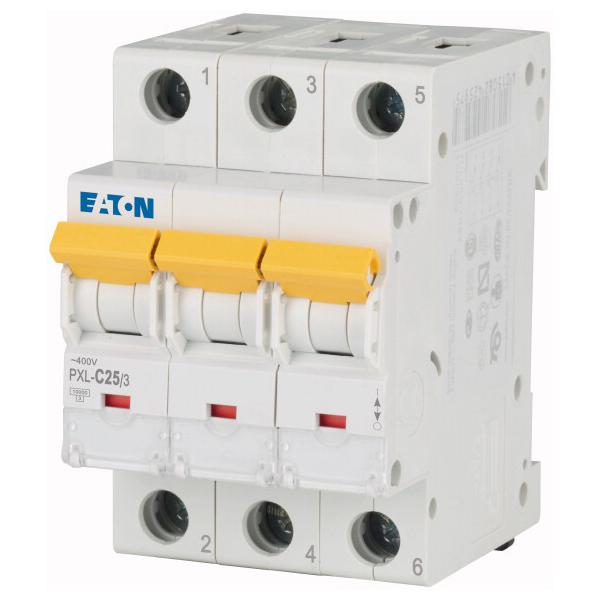 Moeller FAZ-3-C25 Leitungsschutzschalter3-polig10 kA950790391NEU OVP