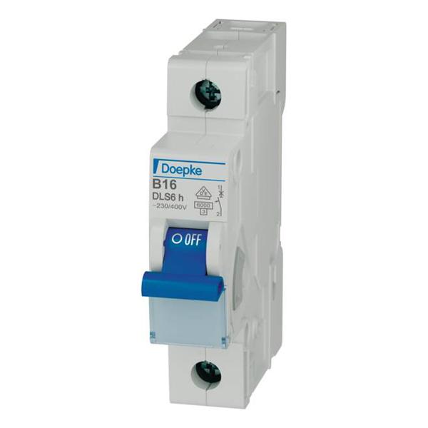 ABL B16A Sicherungsautomat Leitungsschutzschalter Einbau Leitungsschutzschalter