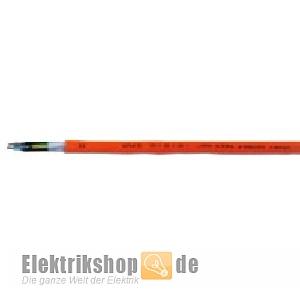 H07BQ-F 5G1,5 PUR Schlauchleitung orange