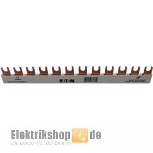 Sammelschiene Euro-Vario 1-polig EVG-1PHAS/12MODUL Moeller Eaton