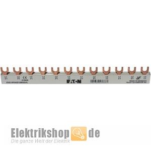 Sammelschiene Euro-Vario 3-polig EVG-3PHAS/12MODUL Moeller Eaton