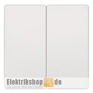 Wippe 2fach Serie 5TG6205 titanweiß Delta i-System SIEMENS