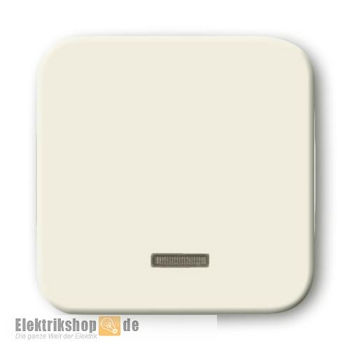 Busch Jaeger Dimmer-Bedienelement 6543-212-102 Duro 2000 weiß