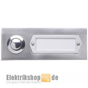 1 Taster Etagenplatte AP Aluguss 55531 ETA 501 GA Grothe