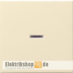 Wippe mit Kontroll-Fenster cremeweiß glänzend 029001 Gira