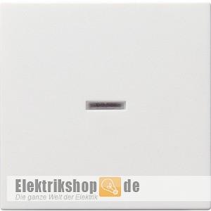 Wippe mit Kontroll-Fenster reinweiß glänzend 029003 Gira