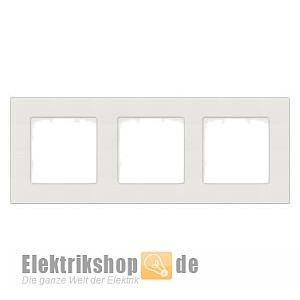 3-fach Rahmen Kunststoff titanweiß Delta miro 5TG1113-0 SIEMENS