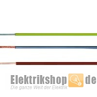 100m Ring H07V-U 2,5 PVC-Aderleitung eindrähtig