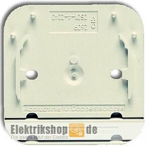Montageplatte für AP-Geräte weiß 2609 AP Busch Jaeger