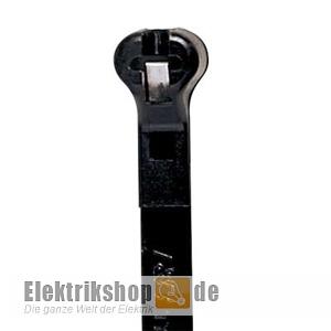 1000 Stk. Kabelbinder 3,6x140mm sw Ty-Rap TYB24MX Thomas&Betts
