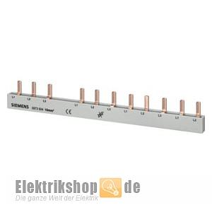 Stiftsammelschiene 3-phasig/N + 8x Phase 5ST3624 SIEMENS