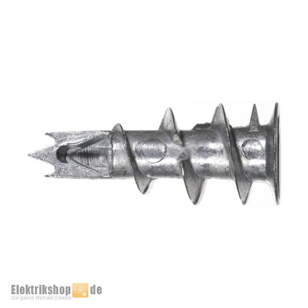 Gipskartondübel Metall GKM Fischer