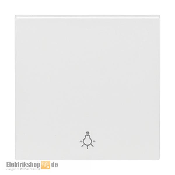 Meridian Wippe mit Symbol Licht reinweiß EGB VIKO