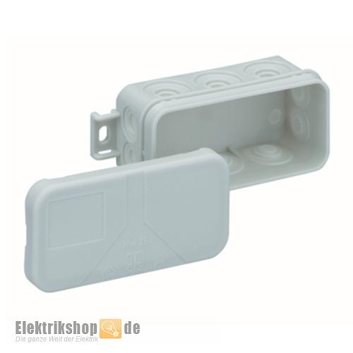 Abzweigdose AP/FR IP55 grau Mini-25 Spelsberg