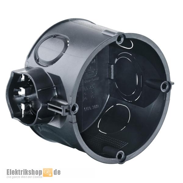 Häufig Kaiser 1055-04 UP Gerätedose: Elektro Unterputz-Dose ZR38