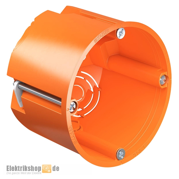 Hohlwand Geräte-Verbindungsdose tief 9064-02 Kaiser