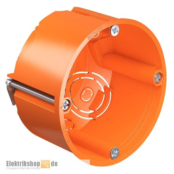 Hohlwand Gerätedose flach 9063-02 Kaiser