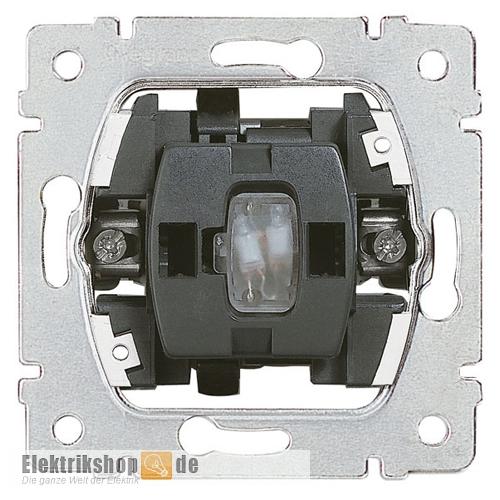 legrand 775602 aus wechselschalter einsatz mit glimmlampe. Black Bedroom Furniture Sets. Home Design Ideas