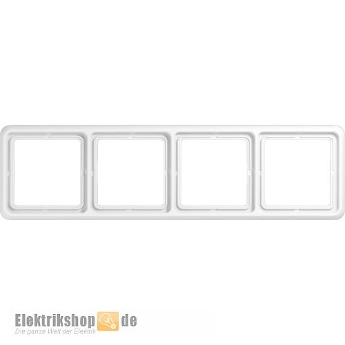 Jung CD 590KOWW Wippe mit Lichtaustrittsfenster alpinweiß