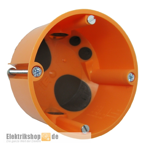 Hohlwand Gerätedose flach winddicht E2700 F-tronic