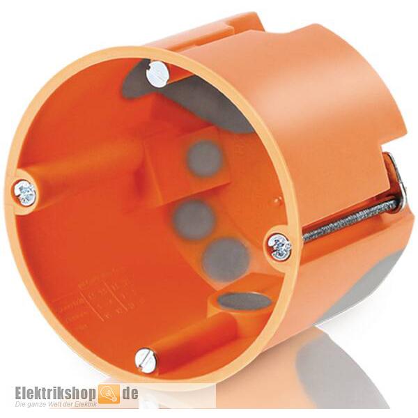 Hohlwand Geräte-Verbindungsdose tief winddicht E3700 F-tronic