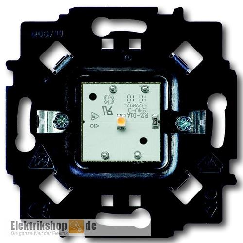 Busch Jaeger Nachtlicht LED-UP-Einsatz neutralweiß 2067/14U