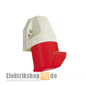 CEE Wandsteckdose 32A 130 Walther