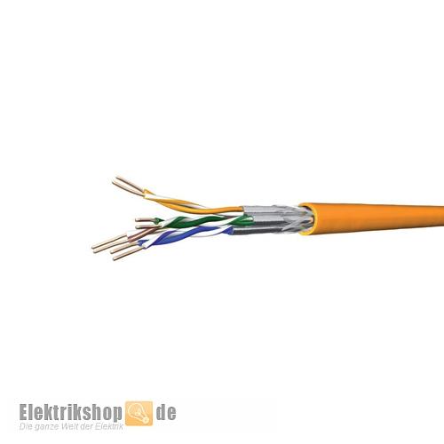 100m Ring Daten-/Netzwerkkabel CAT. 7 4P UC900 HS23 Draka