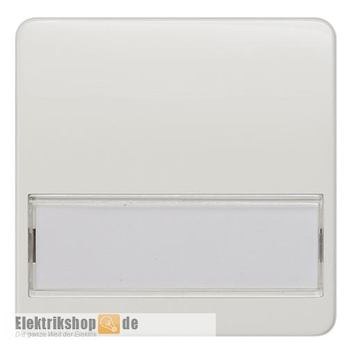 Wippe mit Schriftfeld Delta profil titanweiß 5TG7816 SIEMENS