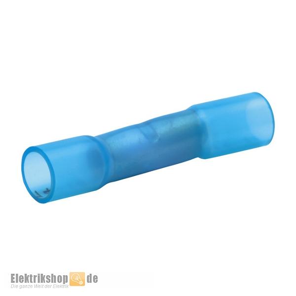 Stossverbinder isoliert 1,5-2,5 mm² blau 680WS Klauke