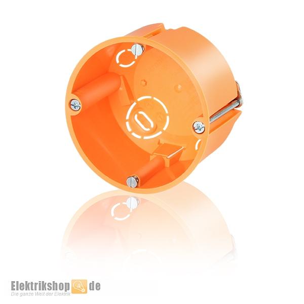 25 Stk. Hohlwand Gerätedose flach E115 F-tronic