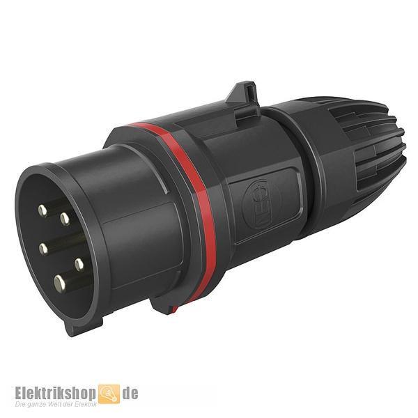 CEE-Stecker mit Phasenwender 16A FW211506PH