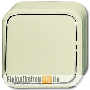 Aus-/ Wechselschalter 2601/6 AP Duro 2000 Busch Jaeger