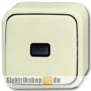 Kontrollschalter Aus/Wechsel 2601/6 SKAP Duro 2000 Busch Jaeger