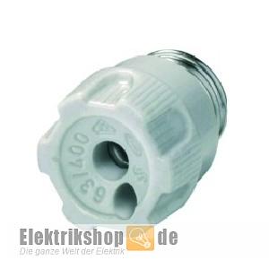 NEOZED-Schraubkappe D02 Porzellan E18 5SH4362 SIEMENS