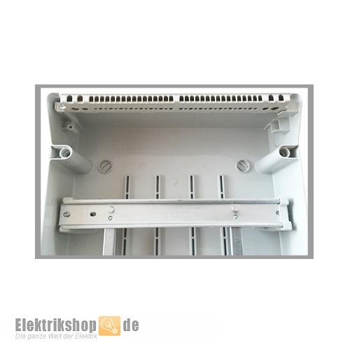 ide kleinverteiler feuchtraum aufputz ip65 2 reihig 2x12 te. Black Bedroom Furniture Sets. Home Design Ideas