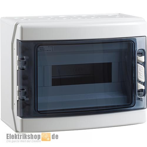 Kleinverteiler Feuchtraum AP IP65 1-reihig 1x12 TE IDE