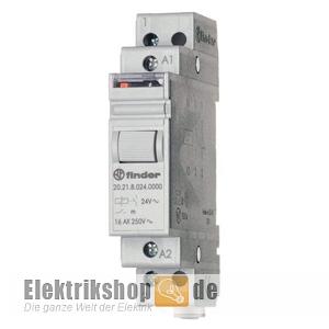 Stromstoßschalter 230V 16A 2S Serie20 20.22.8.230.4000 Finder