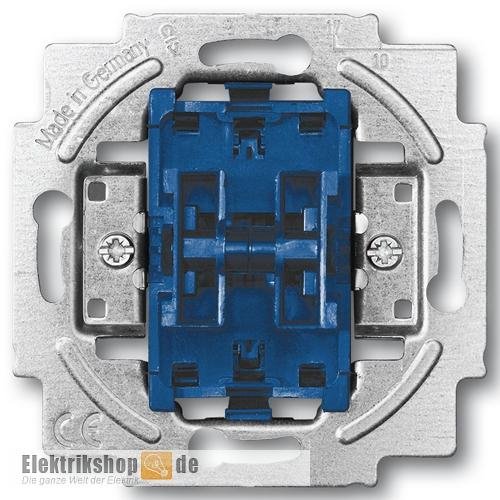 Busch Jaeger Wippschalter-Einsatz Wechsel/Wechsel 2000/6/6 US101