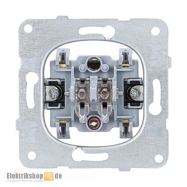 Serienschalter beleuchtet Schaltereinsatz EGB VIKO