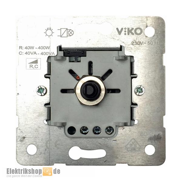 Dimmer-Einsatz EGB VIKO